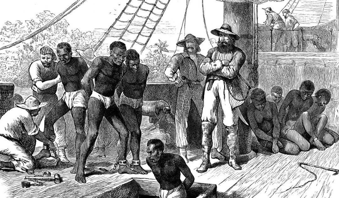 """""""Jamaica"""" is an Akan term that emerged during slave trade by Ghanaian slaves"""
